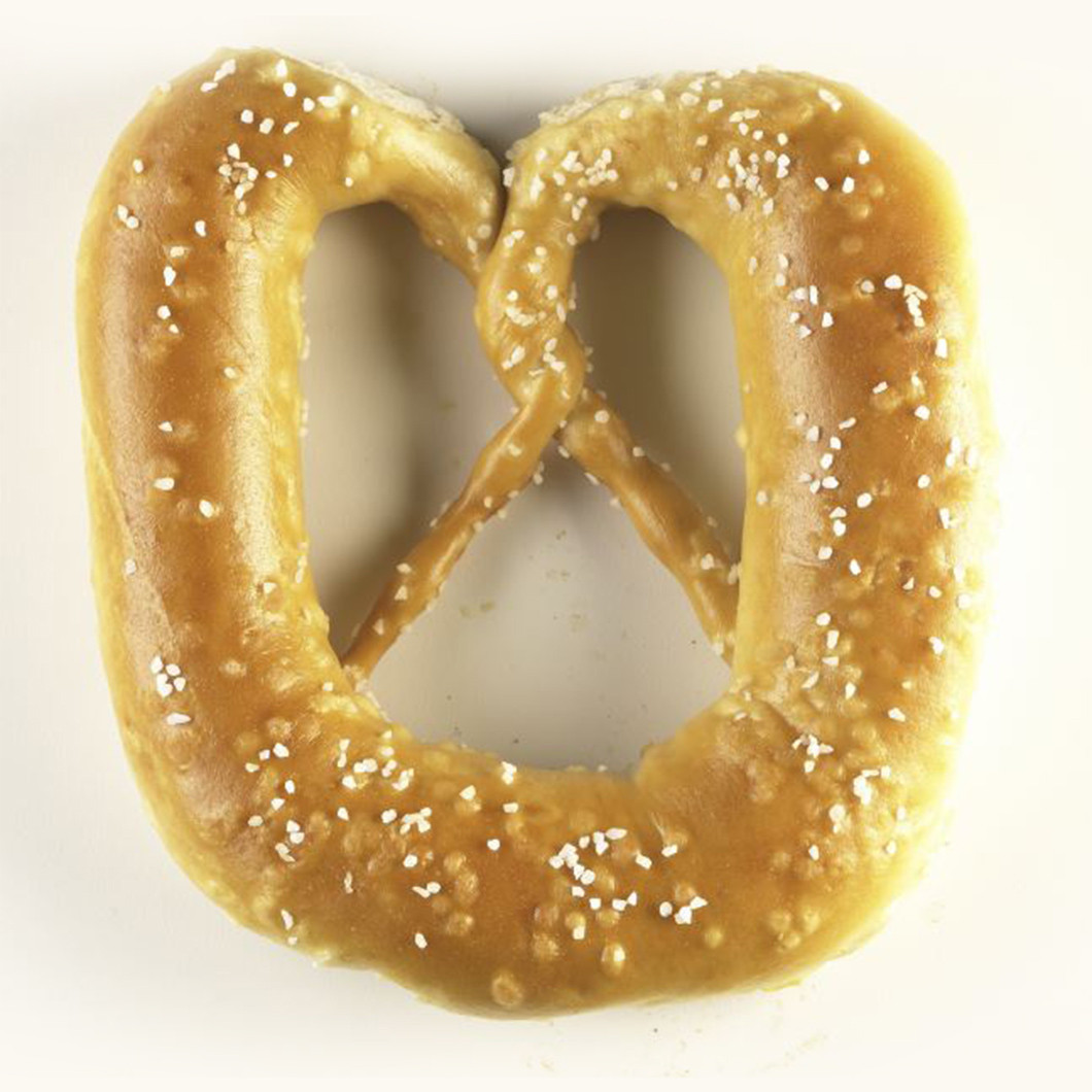 Regular Soft Pretzel